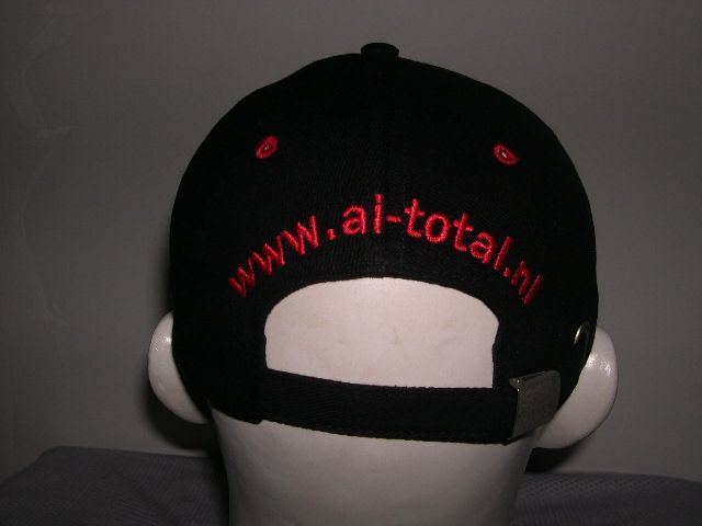 custom made cap fixmade